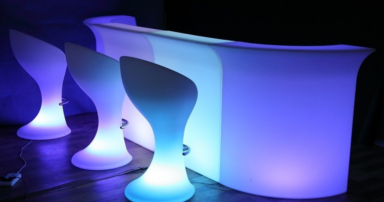 LED Garden Furniture, Light up your Outdoor Space