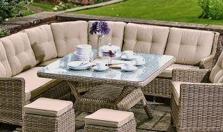 garden party furniture