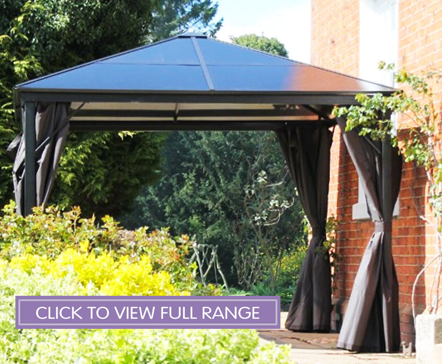 Thinking Of Buying A Polycarbonate Roof Gazebo Or Garden Room These Are Now Becoming The Latest Trend In Outdoor Living As Result This We Thought