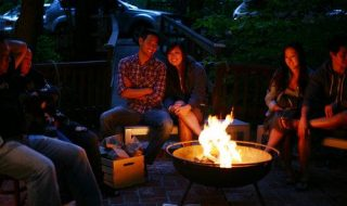 garden party fire pits