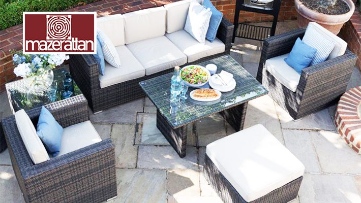 Maze Rattan Garden Furniture Review & Guide