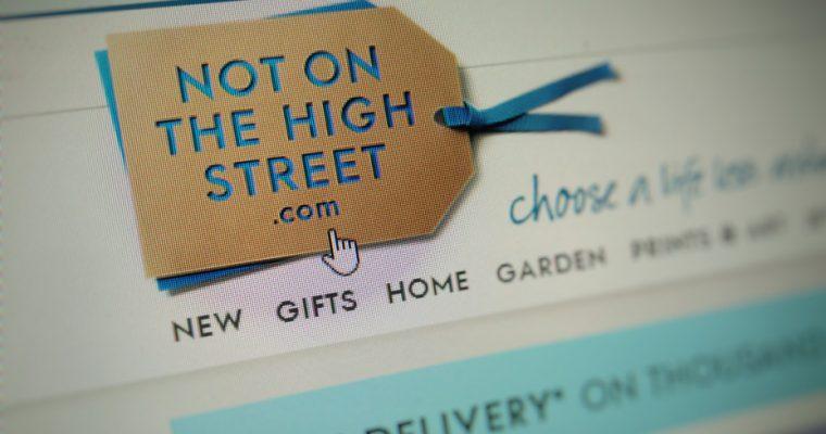 Notonthehighstreet.com Discount Codes & Promo Vouchers