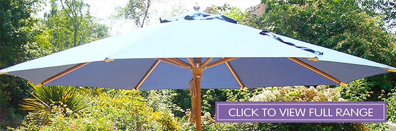 Replacement Parasol Covers Canopies Buy Online Gardenluxecouk