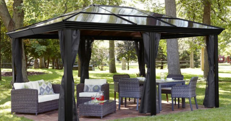 Polycarbonate Roof Gazebo Review & Buying Guide
