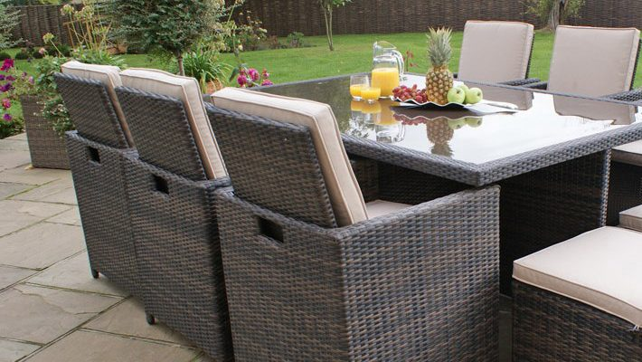 Rattan Cube Garden Furniture – Best Prices and Review