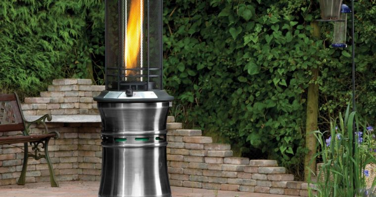 Santorini Real Flame Patio Heater Review