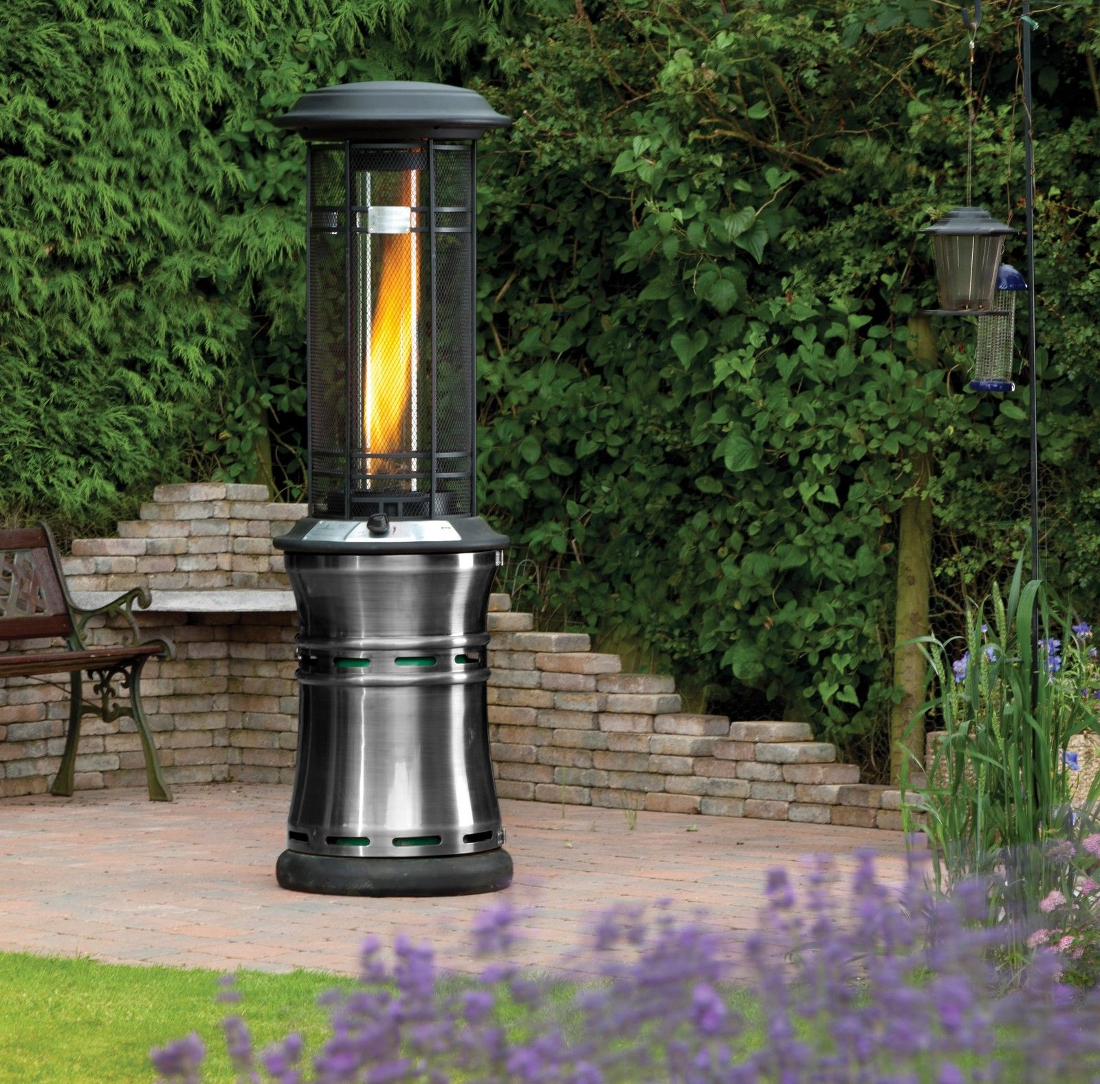 heaters reviews patio designs home illuminated gas natural base heater jr mission review paramount