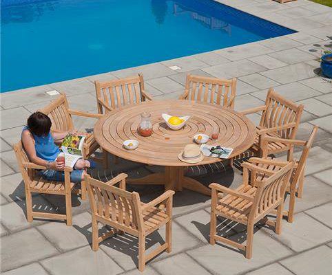 Roble vs Teak for Garden Furniture, What is Roble?